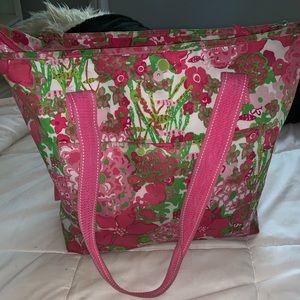 Lily Pulitzer Cooler Beach Bag